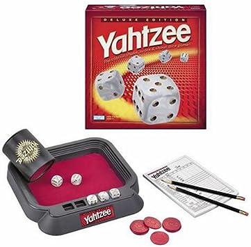 Yahtzee Deluxe Edition