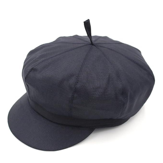 Sombrero de Primavera y otoño en los Ancianos Hombre niño Casquillo Verano  sección Delgada Tapa de Ancianos Octogonal Sombreros Moda Sombreros de ... 2aa9cda23fc