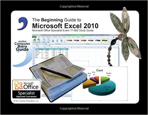 Read online Beginning Guide to Microsoft Excel 2010 PDF, azw (Kindle), ePub, doc, mobi
