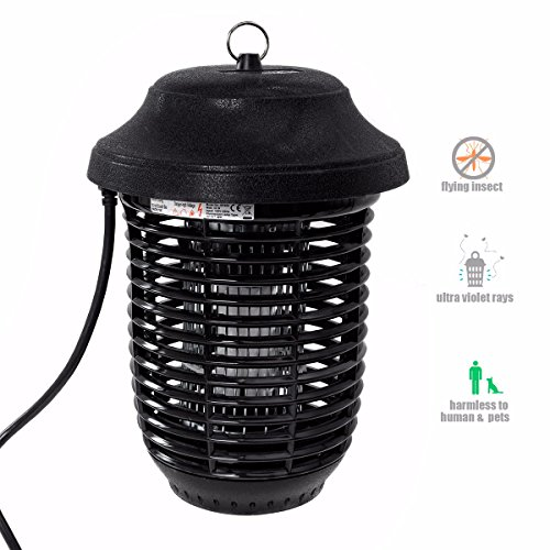 Best Electric Mosquito Killer No.5: Teza Products Insect Killer Zapper