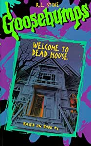 Goosebumps - Welcome to Dead House [VHS]