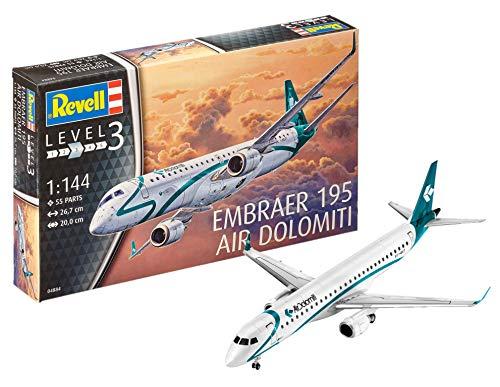 Revell 04884 Embraer 195 Air Dolomiti Model Kit