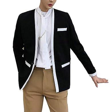 Amazon.com: Fubotevic – Vestido de hombre para cena, fiesta ...