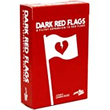 DARK Red Flags : Expansion Deck for Card Game of Terrible Dates  Adult Party Game, 75 New Cards, 3 - 10 players, Ages 17…