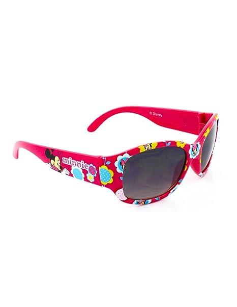Minnie - Gafas de sol - para niña rosa oscuro Talla única ...