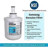 Samsung Genuine DA29-00003G Refrigerator Water Filter, 1 Pack (Packaging may vary)