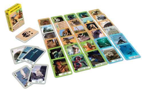 Endangered Species Playing Cards by WWF