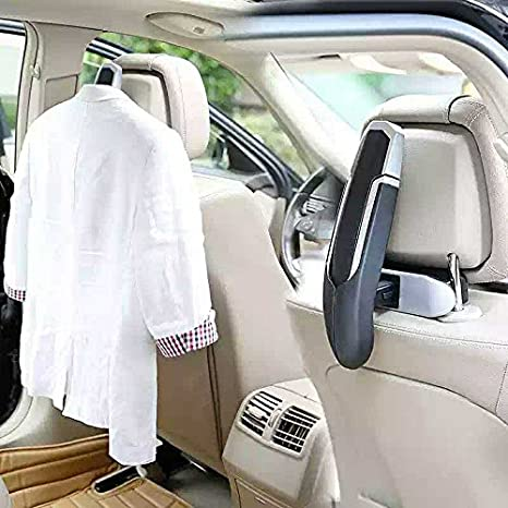 Perchero para asiento de coche de calidad premium soporte de viaje para ropa y abrigo