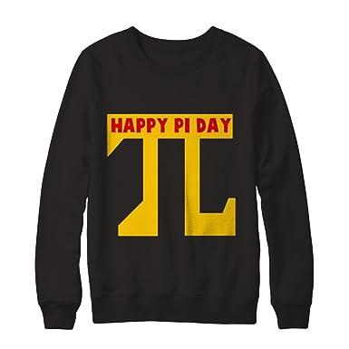 404b5952e Teely Shop Women's Woman's Happy PI Day 2018 Funny Math Gildan - Pullover  Sweatshirt at Amazon Women's Clothing store: