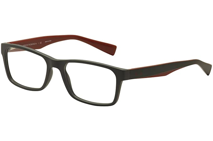 ed38bcbaecd0 Image Unavailable. Image not available for. Colour  Armani Exchange AX3038 Eyeglass  Frames 8200-54 - Matte Smoked Pearl