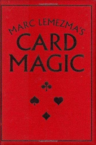 Marc Lemezma's Card Magic