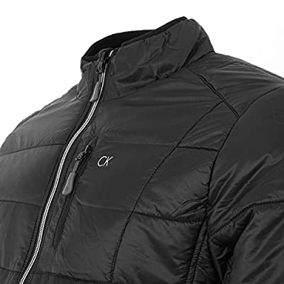 Calvin Klein Golf Men's Hyperviz Padded Jacket - US L - Black