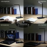 LE-Dimmable-LED-Desk-Lamp-7-Brightness-Levels-Eye-Protection-Design-Reading-Lamp-Touch-Sensitive-Control-6W-Folding-Table-Lamp-Daylight-White-Bedroom-Lamp-Black