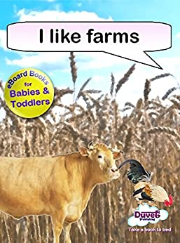 I Like Farms (I Like Reading) (English Edition) de [Publishing, Duvet]