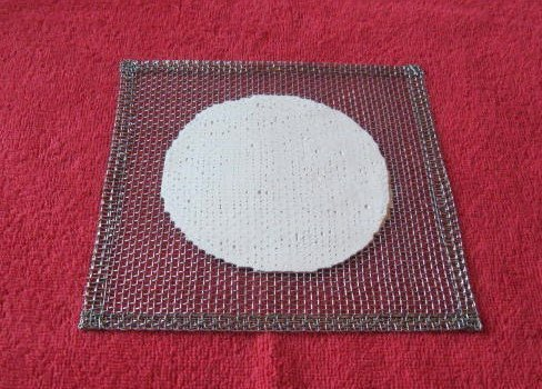 Wire Gauze for Bunsen Burner - Laboratory - Ceramic Centr...