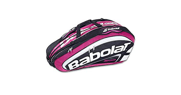 Amazon.com: Babolat Team Line – Bolsa de tenis (12-Pack ...