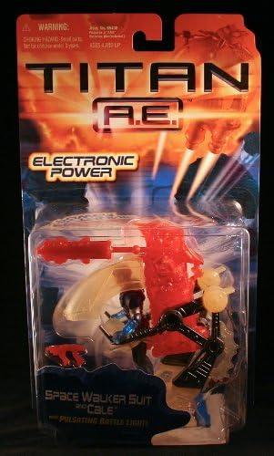 TITAN A.E Deluxe Power Crush EXO SUIT /& Cale Figure MOC BATTAGLIA suoni di azione