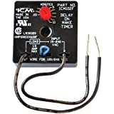 ICM Controls ICM102F DOM Timer, 10 minutes Adjustable with 6'' Wire Terminals