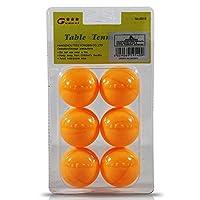 ETT 6er-Set Tischtennisbälle