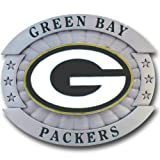 NFL Green Bay Packers Oversized Buckle