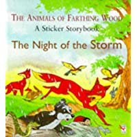 Night of the Storm (Farthing Wood Sticker Storybook)