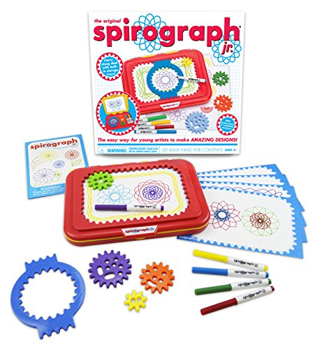 Review Spirograph Junior