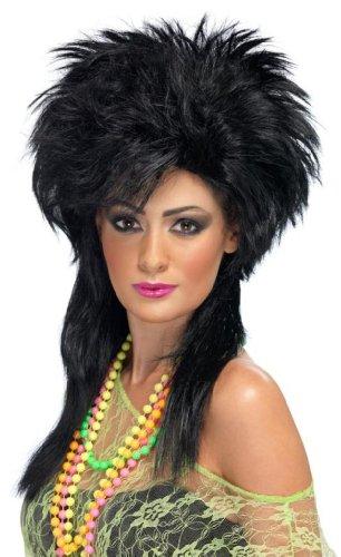 Punk Rocker Chick Costume (Groovy Punk Chick Wig Costume Accessory)