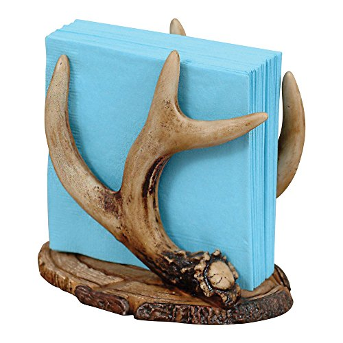 - Antler Napkin Holder