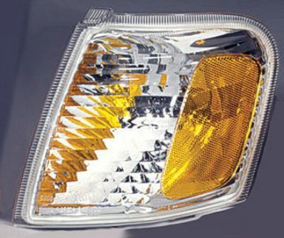 DRIVER SIDE CAPA SIGNAL LIGHT Ford Explorer, Ford Explorer Sport Trac PARK LAMP LENS/HOUSING LH; PK/MARKER SIGNAL COMBO