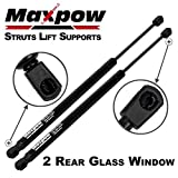 Maxpow Qty (2) Camper Window Lift Supports Struts CS1300-30 SE130P30 C16-04464A replacement