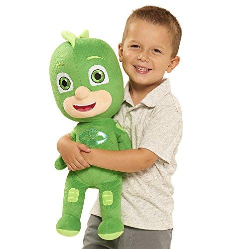 Amazon.com: Disney Junior PJ Masks Gekko Exclusive 20-Inch Plush: Toys & Games