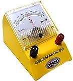 Moving Coil Meters DC Galvanometer - Type EDM-80, 35-0-35 mV Sensitivity 1mV/Div - Eisco Labs