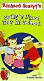 Sally's First Day at School [VHS]