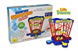 Little Treasures Mini Arcade Shooting Game, 2-4 Players - Best Reviews Guide