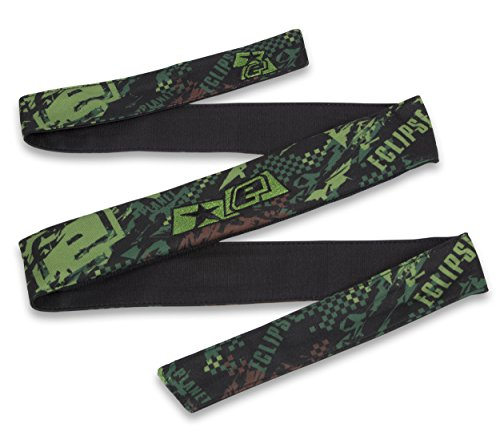 - Planet Eclipse Paintball Headband - Fracture Camo Head Band