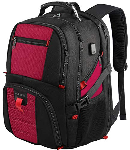 Extra Large Backpack18.4 Laptop