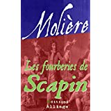 Les Fourberies de Scapin: illustré (French Edition)