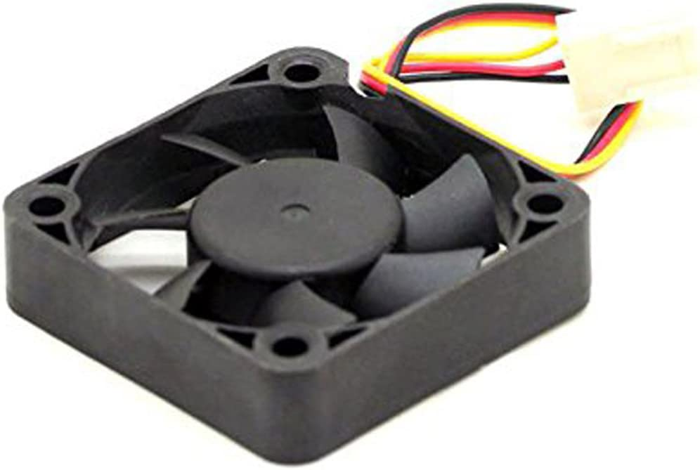 PLA04010S12M-1 DC 12V 0.08A 4010 4CM 40mm 3Wire Cooling Fan