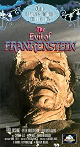 Evil of Frankenstein [VHS]