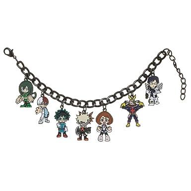 Amazon.com: My Hero Academia Character - Pulsera con ...