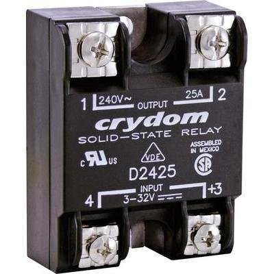 Solid State Relay, 3 to 32VDC, 50A by Crydom