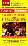 Corinne T. Netzer Carbohydrate and Fiber Counter, Corinne T. Netzer, 0440242959