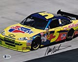Mark Martin Signed NASCAR 8x10 Photo Auto Autograph Beckett BAS #C23897
