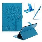 Flip Case for iPad Mini 4,Smart Leather Cover for iPad Mini 4,Herzzer Retro