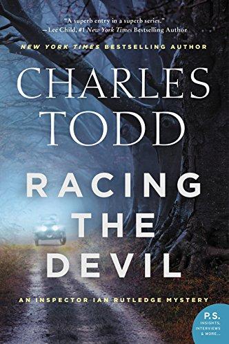 Download Racing the Devil: An Inspector Ian Rutledge Mystery (Inspector Ian Rutledge Mysteries) PDF