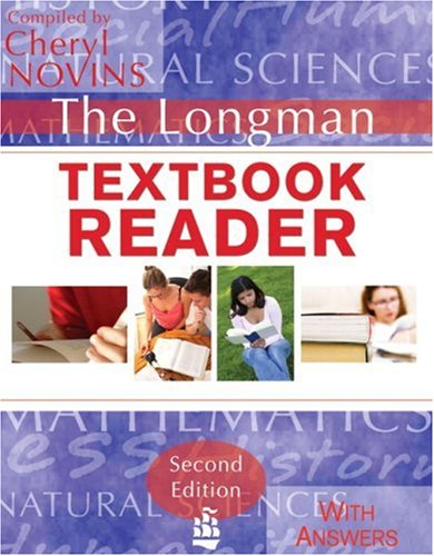 The Longman Textbook Reader With Answers