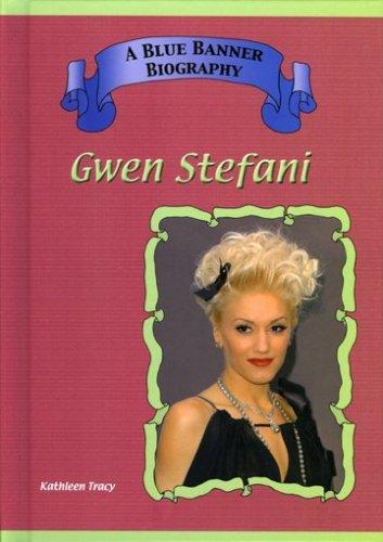 Download Gwen Stefani (Blue Banner Biographies) PDF