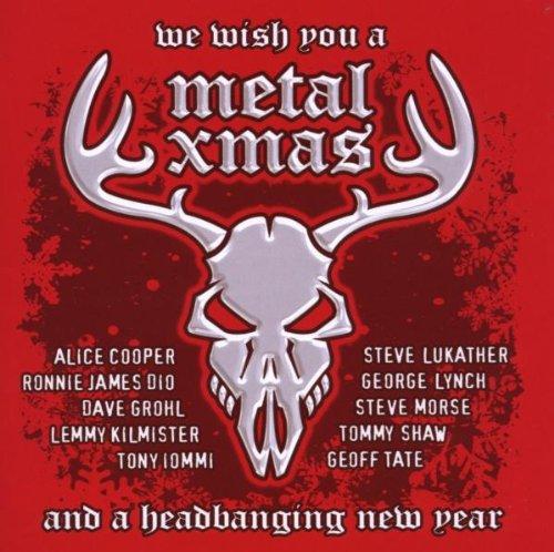 We Wish You a Metal Christmas & a Headbanging New: Amazon.ca: Music