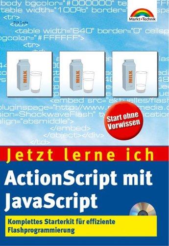 Jetzt lerne ich ActionScript mit JavaScript
