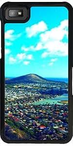 Funda para Blackberry Z10 - Perspectiva De Encima by Tara Yarte Photography & Design